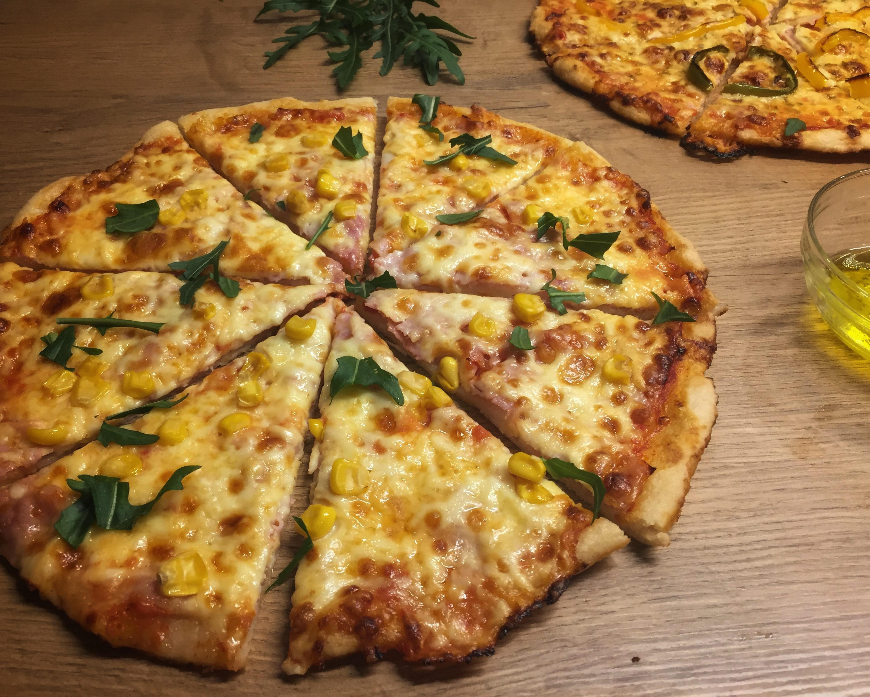 Pica brez glutena