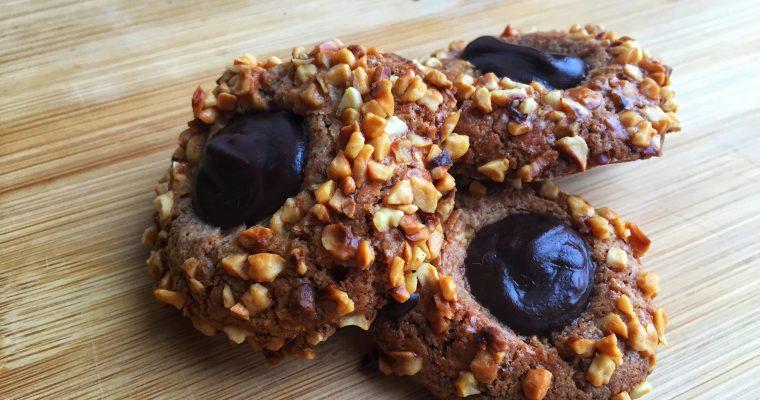 Čokoladni huzarski krapki brez glutena