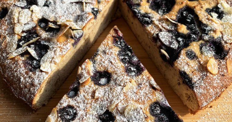 Torta brez glutena iz mandljeve moke