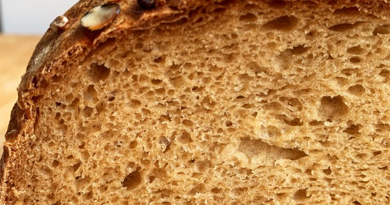 Domnov kruh brez glutena