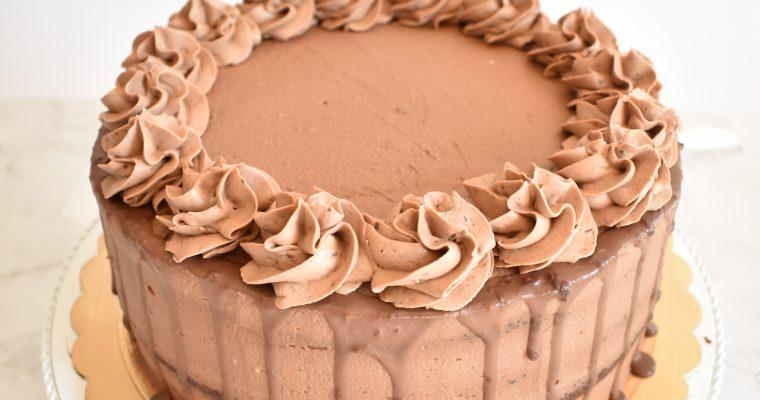 Čokoladna torta brez glutena