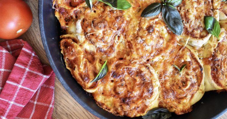 Pica polžki brez glutena